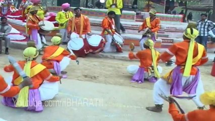 Karnataka Folk Dance - Travel video