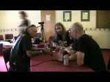 Angel Chats To Wizz Wizzard At SOS Fest 20/21 July 2013
