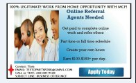 Customer Service Marketing,Sales Reps. Independent Home Agents Needed! NOW HIRING!!