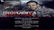 Romeo Santos - Propuesta Indecente (Formula Vol.2) (Letra) 2013 ! @RomeoSantosPage