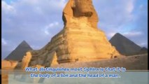 Sphinx is one of the oldest relics of ancient Egyptian
