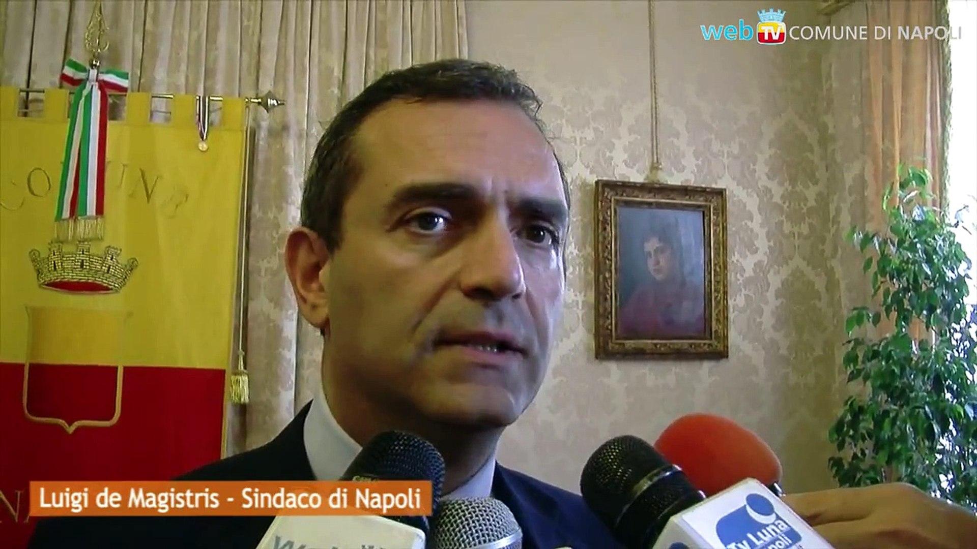 Napoli - Andrés Neumann, il nuovo consulente artistico e strategico per la Cultura (29.07.13)