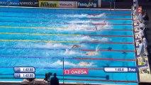 Demi-finales 200m NL (H) - ChM 2013 natation (Agnel)