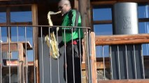 Mikl s'éclate à La Folie Douce de Val Tho (Saison 2012/2013) - Mikl à la radio Fun Radio
