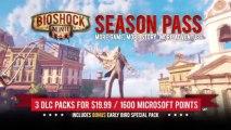 """Bioshock Infinite : DLC """"Clash In The Clouds"""" - Trailer"""