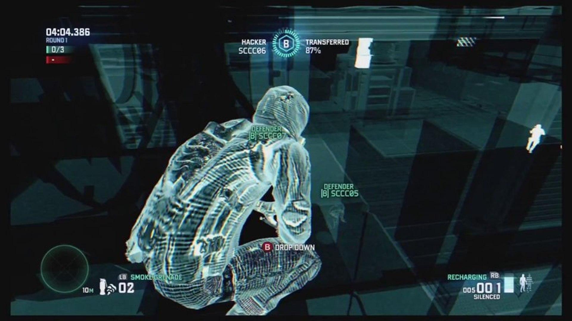 Splinter Cell: Blacklist - Spies vs. Mercs Blacklist Intro -- Pt. 1