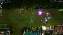 Twisted Fate s'échappe likaboss - League of legends