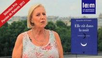 Interview : Geneviève de Cazaux - Elle rit dans la nuit