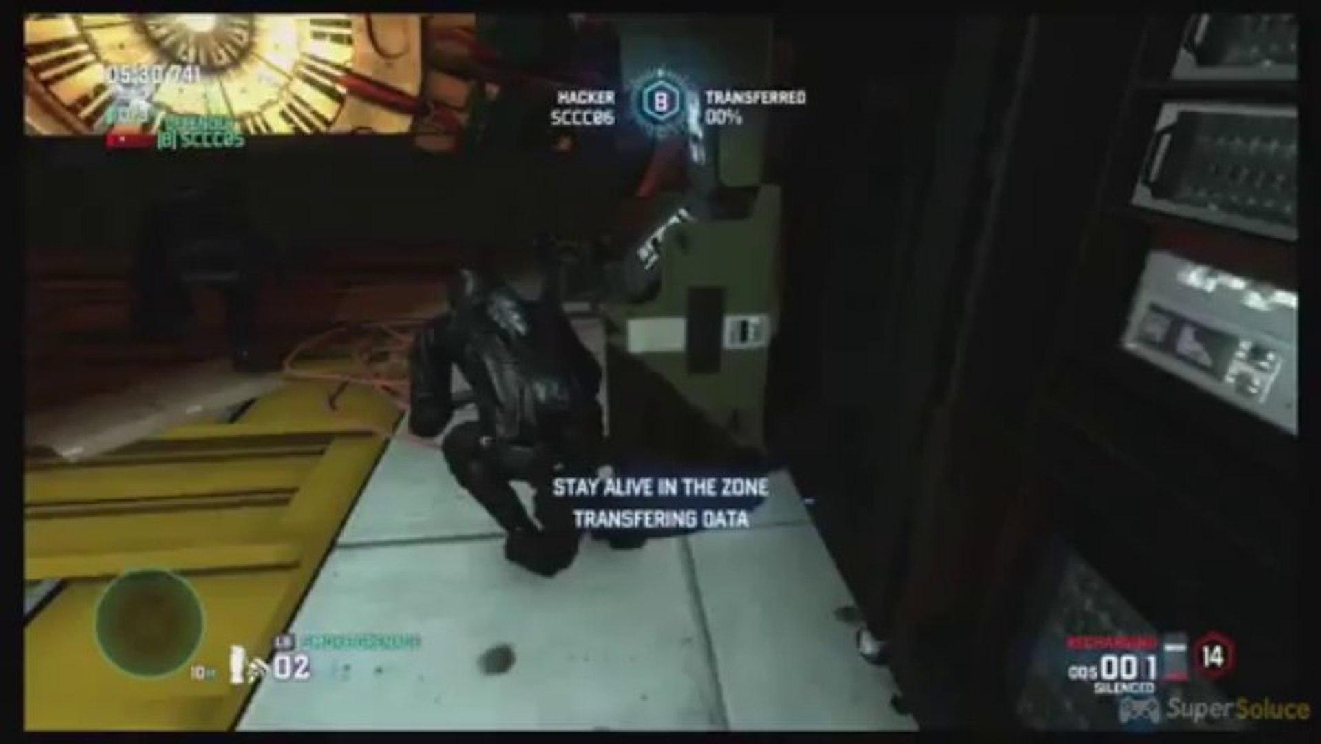 Splinter Cell : Blacklist - Spies Vs. Mercs Blacklist Intro #01