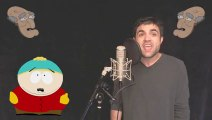 IMPRESSION Bohemian Rhapsody Cover!! Queen covered by Obama, Bush, Simpsons, Nicholson, Golum, Griffin, Cartman...
