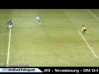 L1, Saison 05/06: Strasbourg - OM