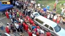 Zapping du jour - 30/07 : accident de train en Suisse, l'explosion en Floride, l'UMP et sa dette, ... en 2 minutes