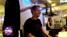 Toph se fait teindre le logo Fun Radio (29/07/2013) - #Mikl No Limit Fun Radio
