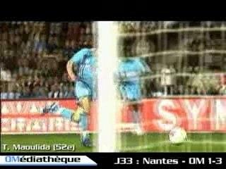 L1, Saison 05/06: Nantes - OM