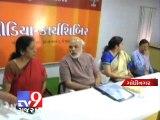 Tv9 Gujarat - UPA playing vote bank politics over food security bill : Narendra Modi