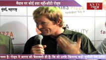 NO REMORSE WILL BE SHOWN ON-FIELD SAYS JONTY RHODES