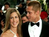 Ex flames Jennifer Aniston And Brad Pitt come face to face