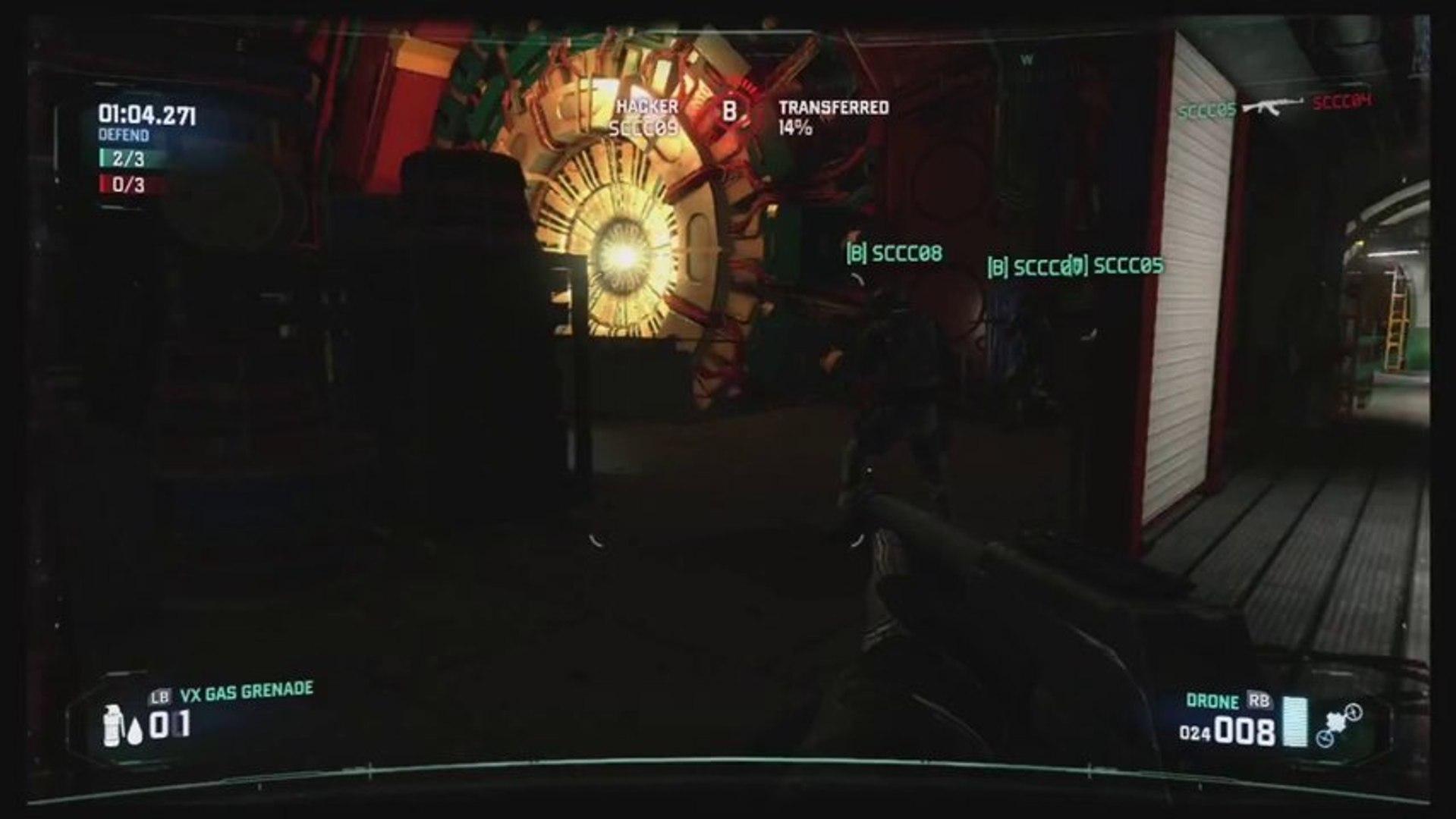 Splinter Cell: Blacklist - Spies vs. Mercs Blacklist Intro - Pt.2