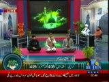 Rehmat-e-Ramzan (Sehri transmission) ON DIN NEWS 31-07-2013 Part-1