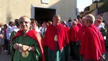 Carinaro (CE) - Festa S.Eufemia 2013, esposta la sacra effigie (29.07.13)