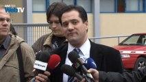 Εκνευρισμένος ο υπουργός Υγείας από τις εικόνες που αντίκρισε στη Ρόδο