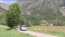 Parc National des Ecrins : Un village isolé dans les Alpes