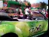 Tour caravane publicitaire 2006