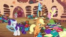 """My Little Pony Temporada 3 Cap 05 """"Duelo de magia"""" Español Latino"""