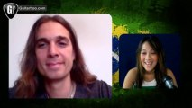 Kiko Loureiro of Angra Interview | Guitarhoo.com