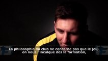 Le Barça, nouveau partenaire d'EA Sports pour FIFA 14 !