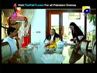 Meri Dulari - Episode 21 - July 31, 2013