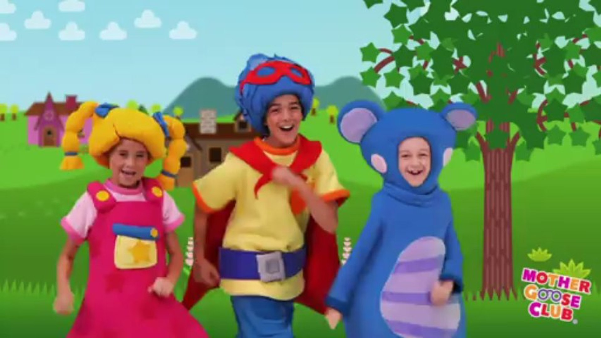 mother goose club rhymes download