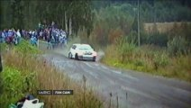 Compilation of Spectacular CRASH Special Rally Finland! 2013