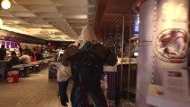 Parkour en mode Assassins Creed - Vidéo promo pour le 4ème volet che UBISOFT
