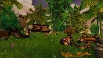 WoW 5.4 : Île du Temps figé