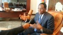 Attaque voiture Ambassade Congo: L'Ambassadeur Henri Mova dénonce « un acte de vandalisme banal » !