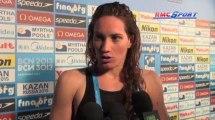 Mondiaux de Barcelone / Muffat qualifiée pour la finale du 100m NL - 01/08