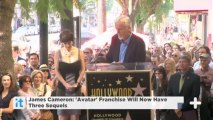 James Cameron: 'Avatar' Franchise Will Now Have Three Sequels