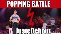 POPPING : Creesto & Popping Prince (Ireland) vs Poppin J & Crazy Kyo 1/2 finales