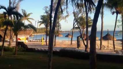 Mauritius morning