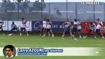 U19 : la réaction de Larry Azouni