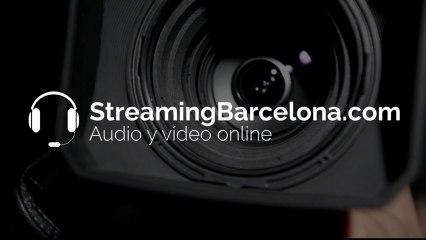 Streaming Barcelona - Promo eventos online