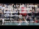 Stream Citi Open Singles Quarterfinals 2013