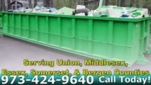Roll Off Containers, Garbage Disposal & Dumpster Rental Services Newark NJ