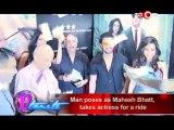 Man posed as Mahesh Bhatt and took TV actress Deepshikha for a ride