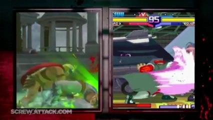 Shao Kahn Vs. M. Bison - Death Battle!