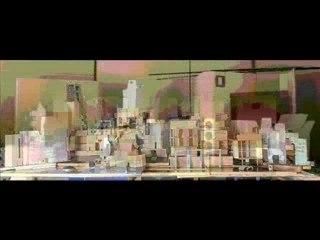 panoramiquedes villes objet
