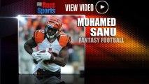 2013 Fantasy Football Profile: Mohamed Sanu The Real Deal