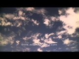 Clouds over America - Time lapse