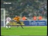 olympiakos vs liverpool 2-2 2000-01 uefa cup